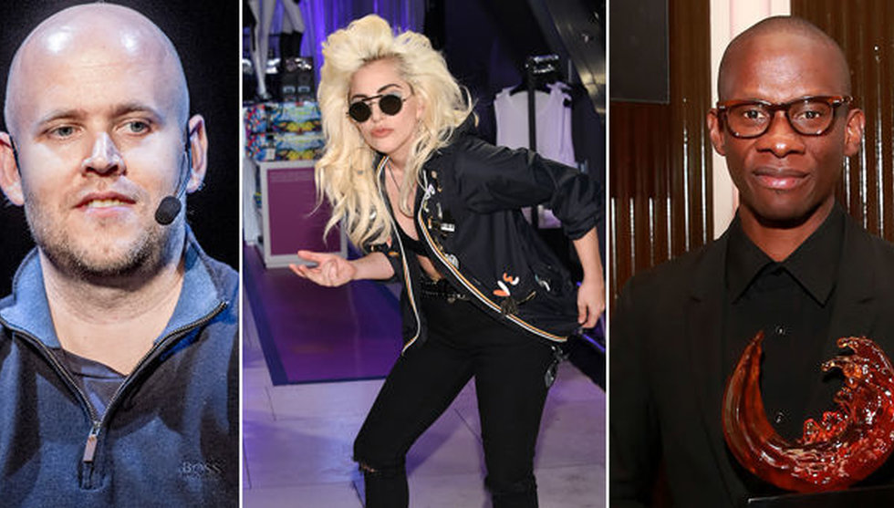 Breakit - Lady Gagas manager ska hjälpa Daniel Ek i kampen om lyssnarna
