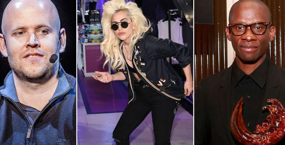 Lady Gagas manager ska hjälpa Daniel Ek i kampen om lyssnarna