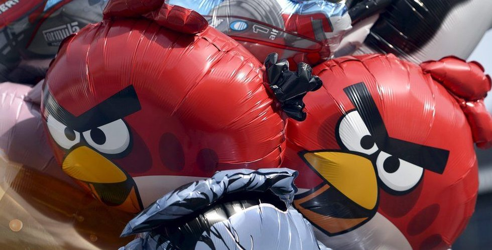 Svenskar stora förlorare när Angry Birds-bolaget Rovio slaktas på börsen