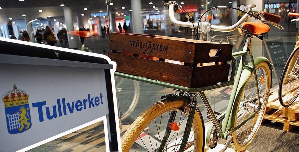 Tullsmäll sänkte cykelbolaget Stålhästen – då startade ägarna om i det tysta