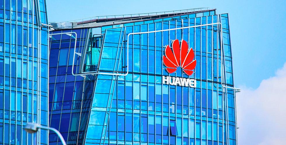 Huawei uppe i mer än 50 kommersiella 5G-kontrakt
