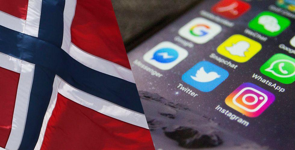 Norska oljefondens chef: Vi äger för lite techaktier