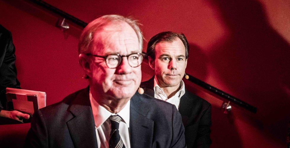 Familjen Persson har köpt H&M-aktier för 342 miljoner kronor