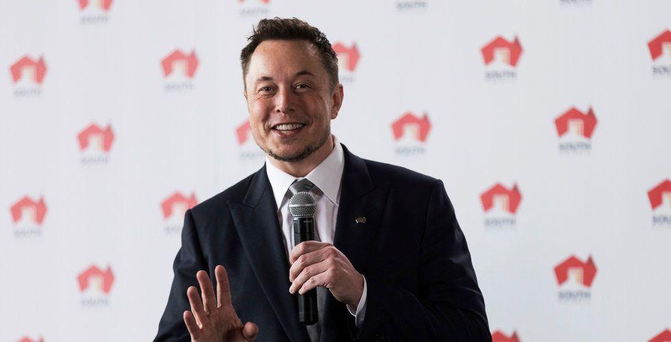 Breakit - Musk har raderat Facebook-sidor för Tesla och SpaceX