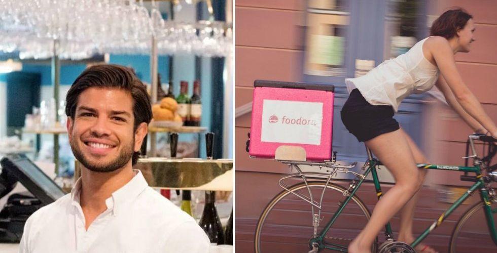 Breakit - Missnöje med Foodora – pengar dras fast maten inte kommer