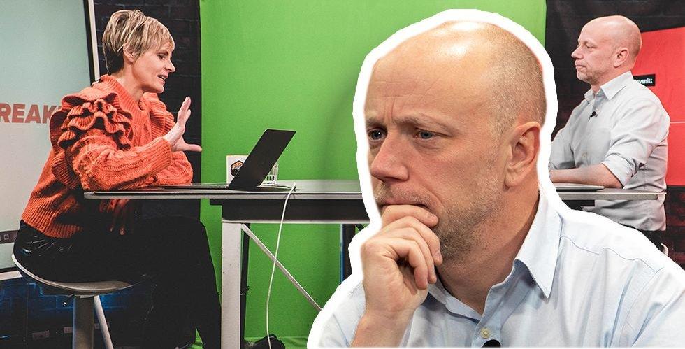 """Stjärninvesteraren om e-sport: """"En dold juvel"""" med fler följare än toppfotboll"""
