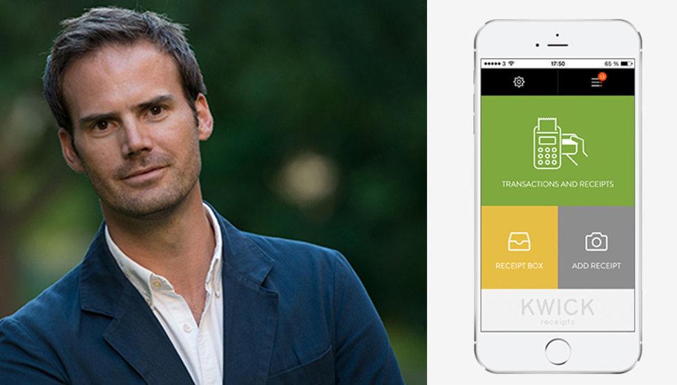 Fintech-startup håvar in storkund - Nordeas kvitton ska bli digitala