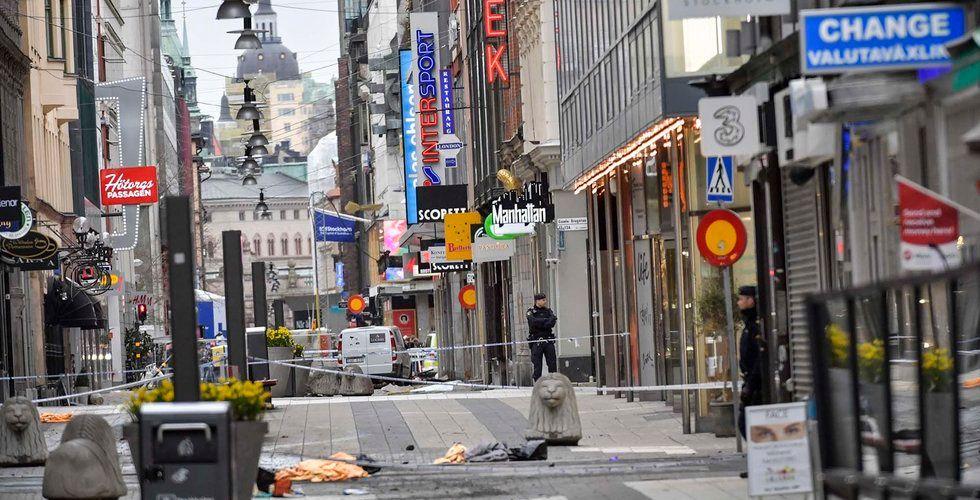"""Trafikverket testar """"geostaket"""" för att förhindra terrorattentat"""