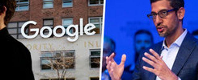 Google anklagas för brott mot arbetslagar – sägs ha spionerat på anställda