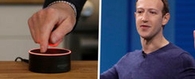 Facebook arbetar på egen röstassistent – ska utmana Googles Alexa