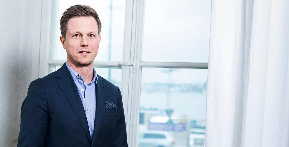 """Zmarta group breddar utbudet – vd Björn Lander: """"Med Insplanet och Elskling är vi ledande i Norden"""""""