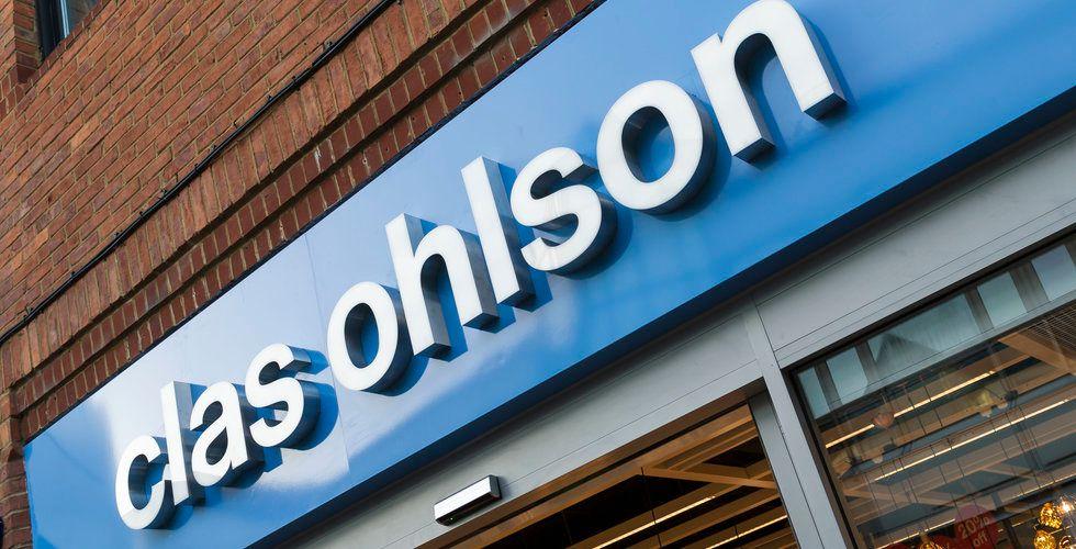 Clas Ohlson sparkar toppchef efter sexköp