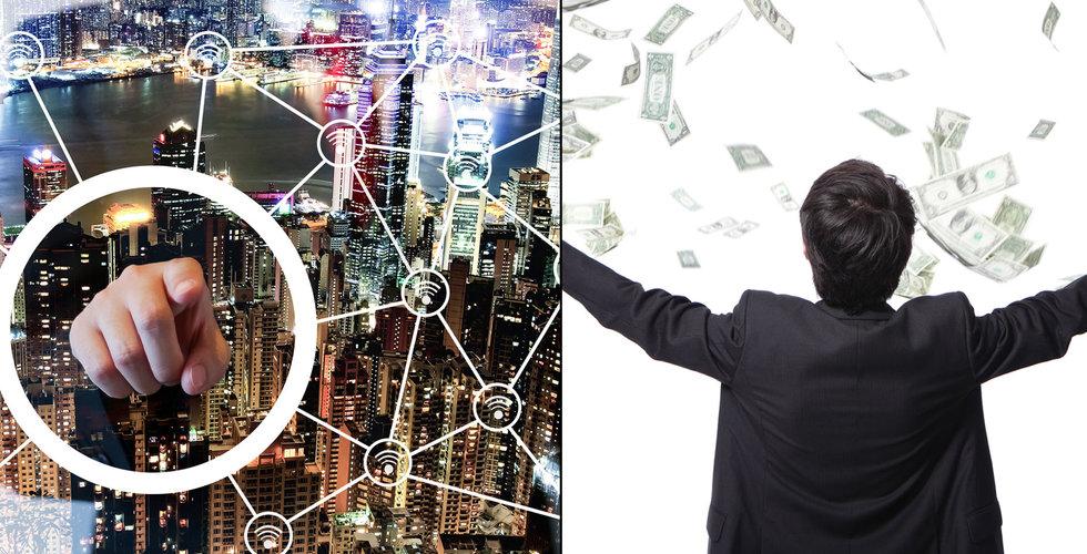 Inga pengar och inga svar – men krypto-bolaget ändå värt miljarder