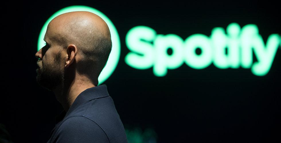 Efter miljardköpen – Spotify jagar fler poddaffärer