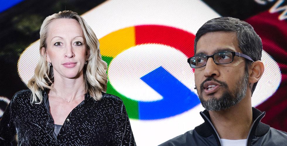 Google skattar dubbelt så mycket – men det är fortfarande väldigt lite