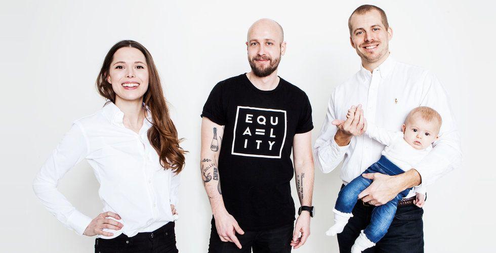 Lekmer-grundaren startar Stroller – utvecklar appar för barnfamiljer och föräldrar