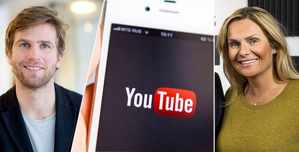 De ska kränga annonser åt Youtube i Sverige