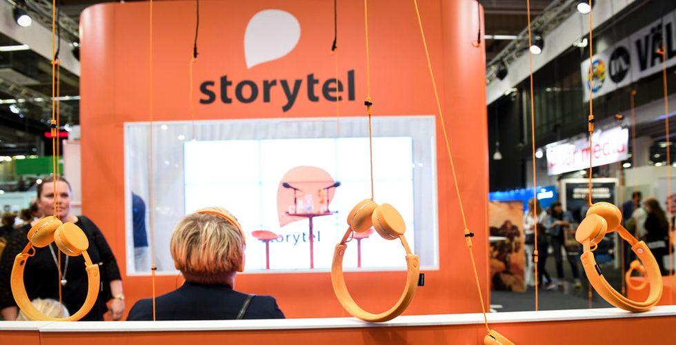 Breakit - Storytel ökar intäkterna kraftigt – men vänder samtidigt till förlust