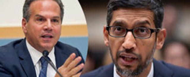 Breakit - Hans listiga fråga om Kina kan Googles vd inte ducka för