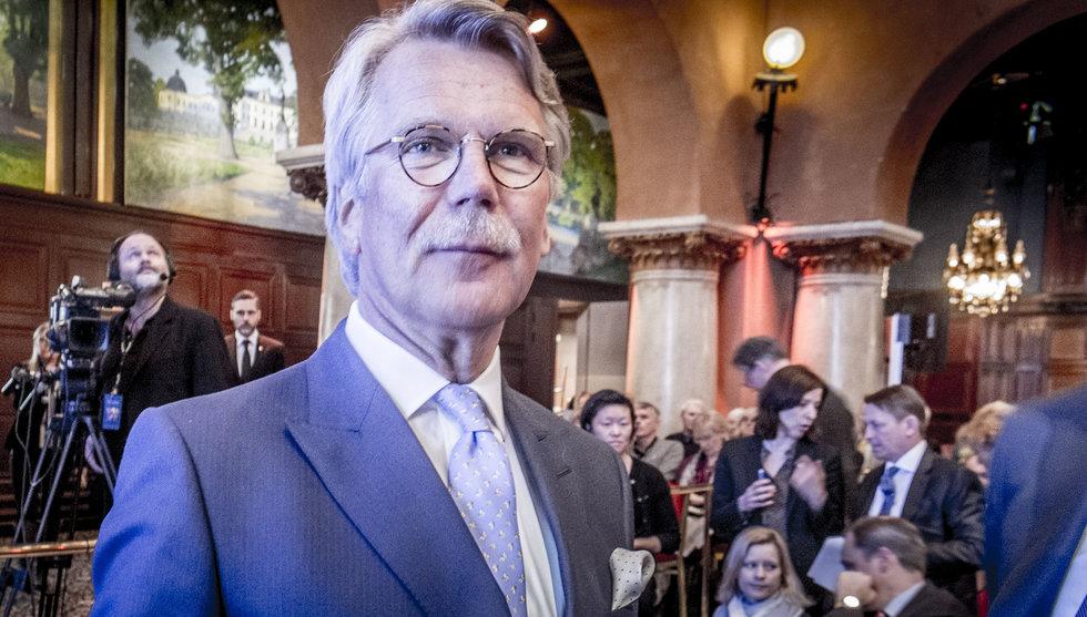 """Nordea-chefen: """"Finns inte en chans att Apple går in i banking"""""""