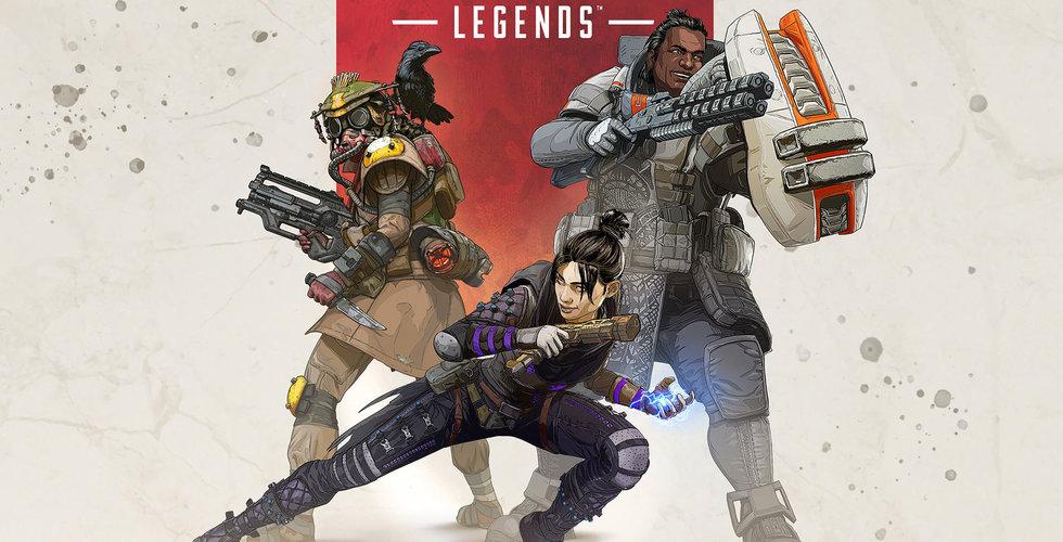 Apex Legends passerar 50 miljoner spelare