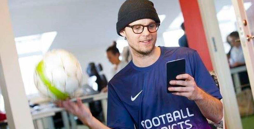 Breakit - Techbolaget Football Addicts lanserar nyhetsapp för supportrar