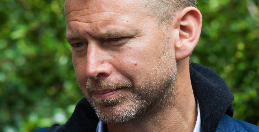 """Northvolts grundare Peter Carlsson: """"Behöver inte 40 miljarder längre"""""""