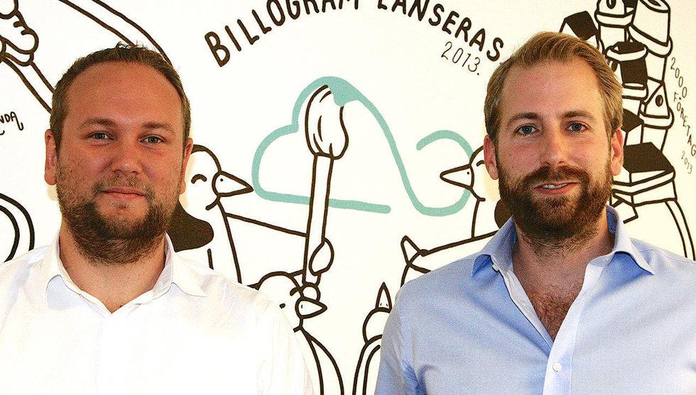 Billogram inleder storsatsning  – nu ska personalen dubblas
