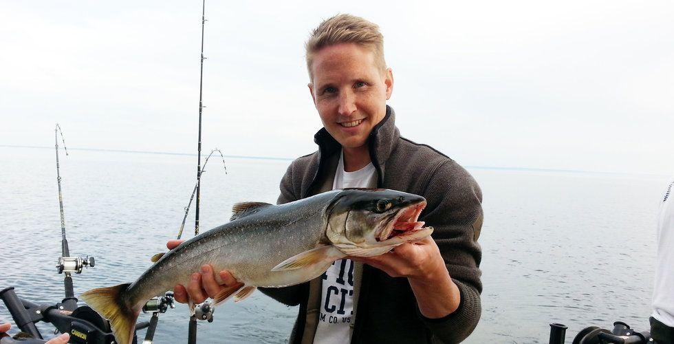 """Fishbrain-grundaren Jens Lindman lämnar: """"Jag vill börja på ett nytt kapitel"""""""