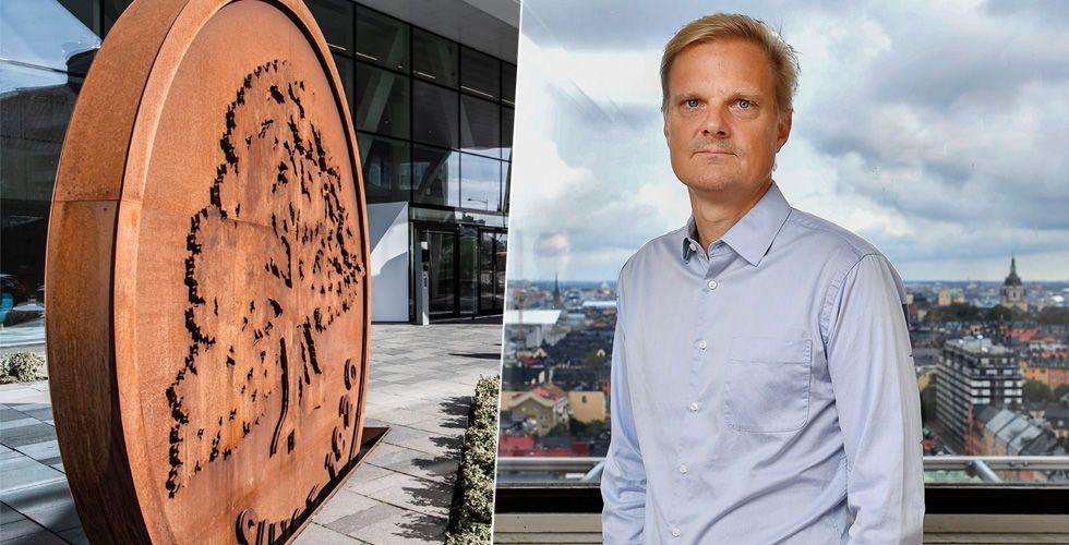 Bättre än väntat för Swedbank – men utdelningen sänks