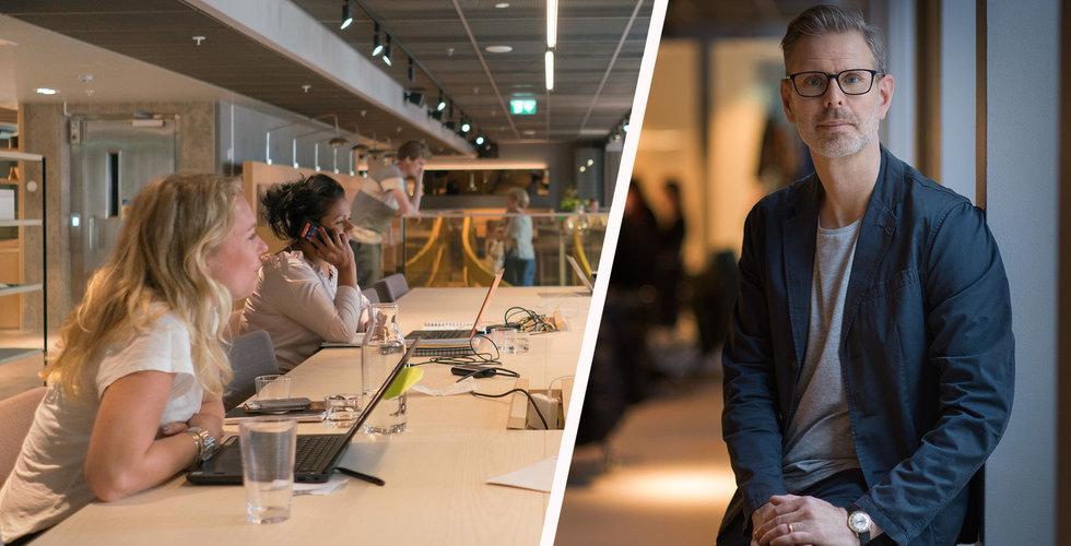 Helio ska omsätta över 100 miljoner – vill ta sitt coworkingspace utanför Stockholm