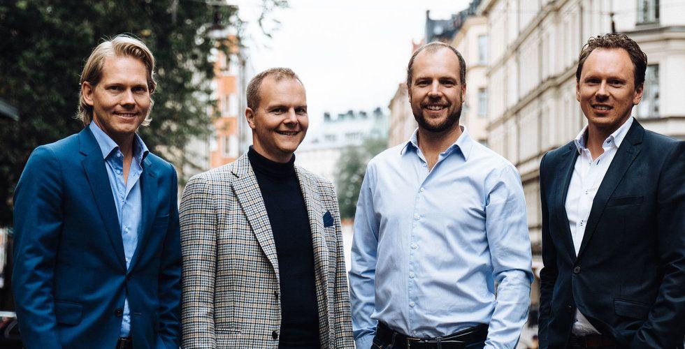 Capcito vill göra det lättare för företagare att få lån – tar in 74 miljoner från investerare