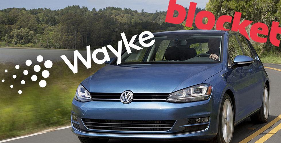 Nytt bakslag för Blocket – massflytt till Wayke för Volkswagen-handlarna