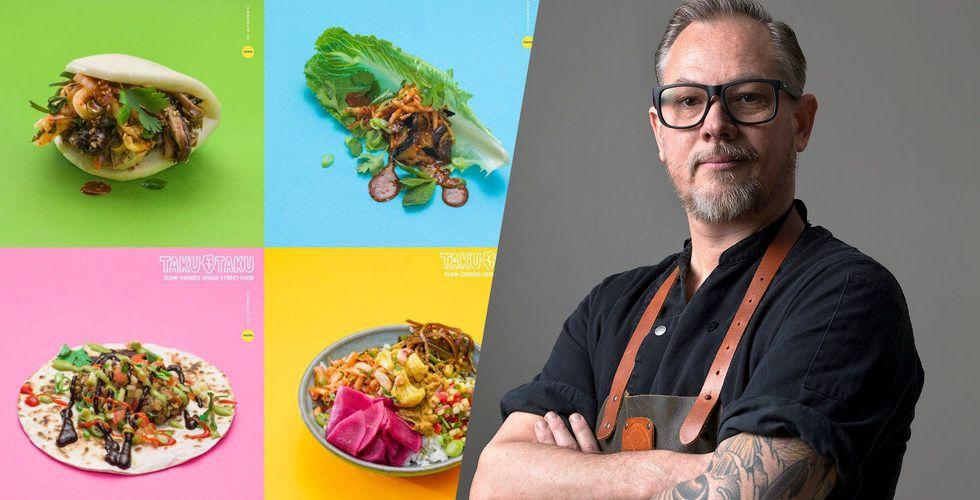 Pengaproblem för svenska vegankedjan Taku-Taku
