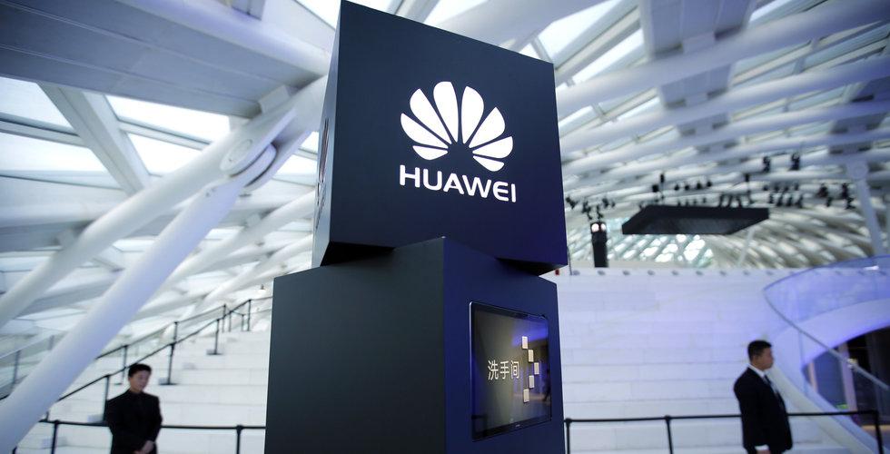 Huawei ska investera 3,1 miljarder dollar i Italien