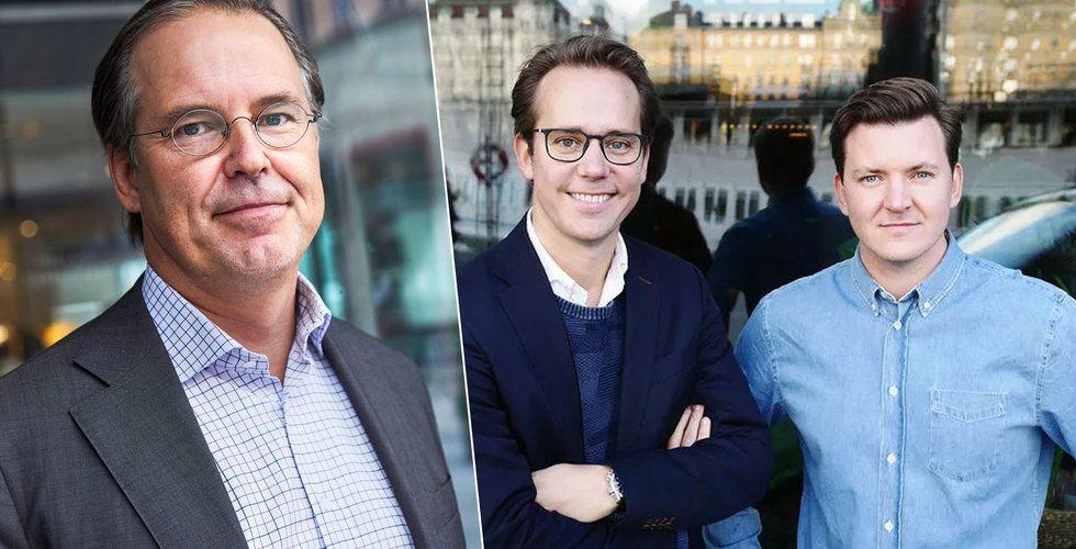 Anders Borg satsar på Klarna-doldisarnas Regily