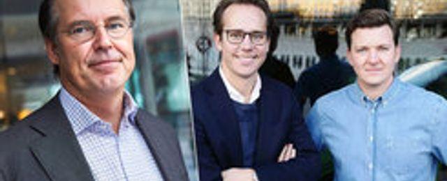 Breakit - Anders Borg satsar på Klarna-doldisarnas nya startup