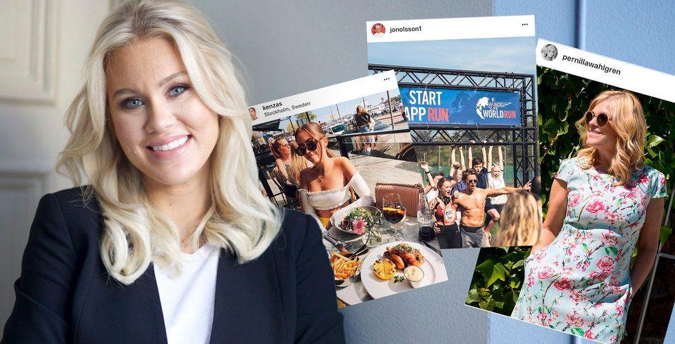 3169 svenska influencer-inlägg granskade – så mycket var reklam