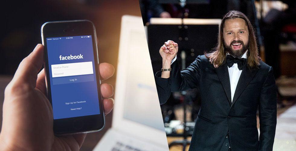 Breakit - Kan Facebook bli Max Martins nya kassako? Unikt avtal på plats