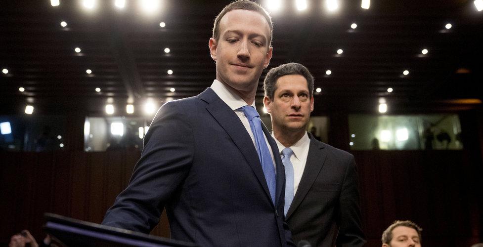 EU-toppens krav på Mark Zuckerberg: Kom till Bryssel och förklara