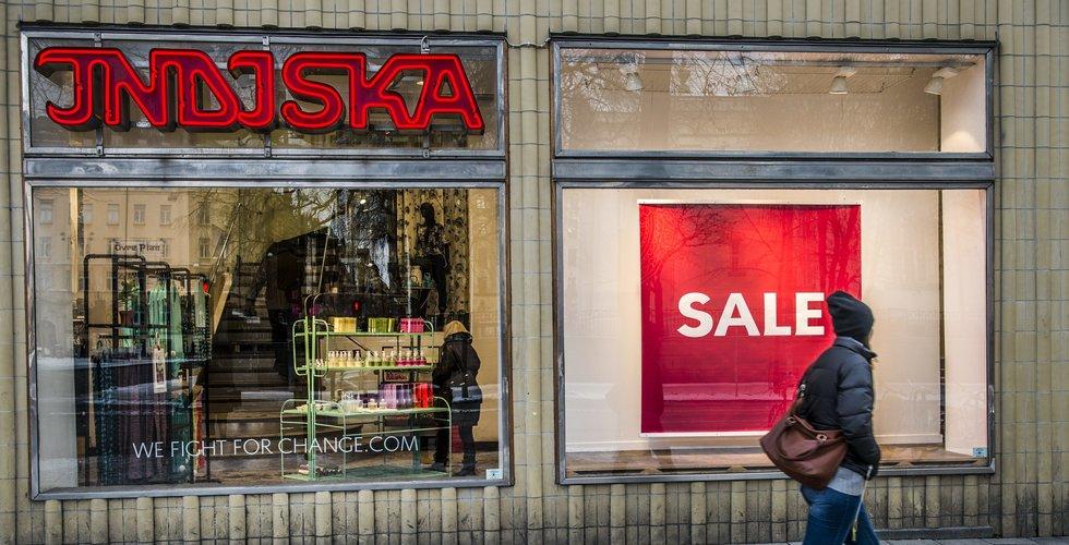 Efter brakförlusten - klädkedjan Indiska stänger butiker