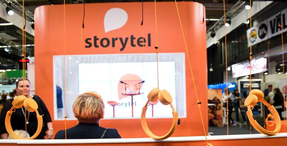 Storytel-insider säljer för 21 miljoner