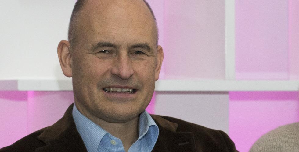 """Mathem-grundaren Tomas Kull: """"Vår grundplan är att börsnoteras"""""""