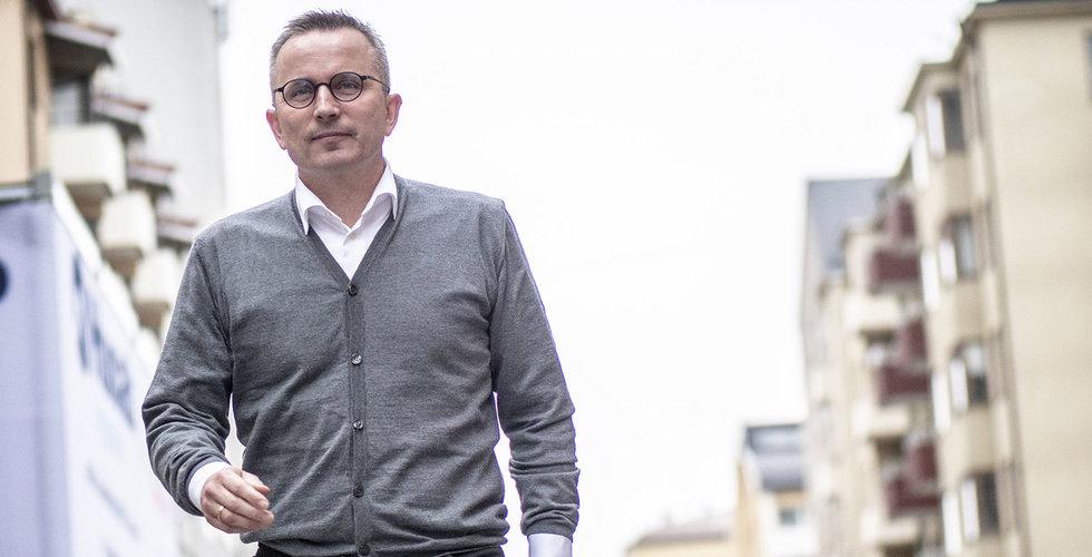Boozt-vd:n Hermann Haraldsson shoppar aktier i bolaget