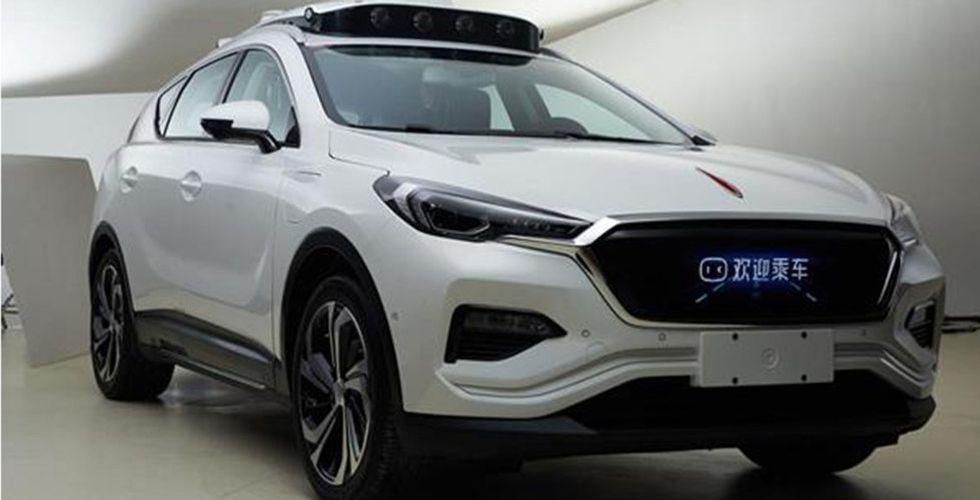 Baidu får fler licenser för tester med självkörande bilar
