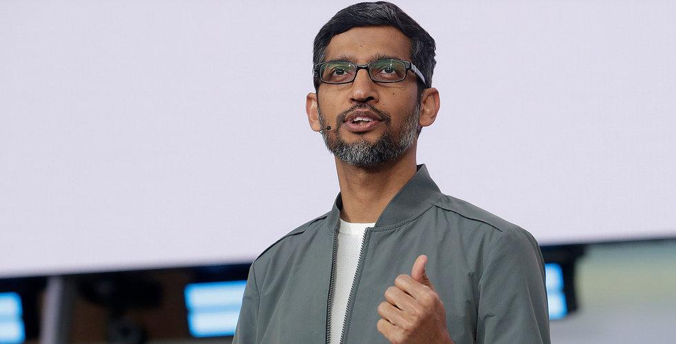 Google kan halvera sin marknadsföringsbudget, stoppa nyrekryteringen