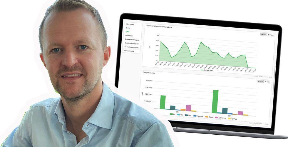 Position Green hjälper bolag att samla in hållbarhetsdata – plockar in pengar från Sinch-grundarna