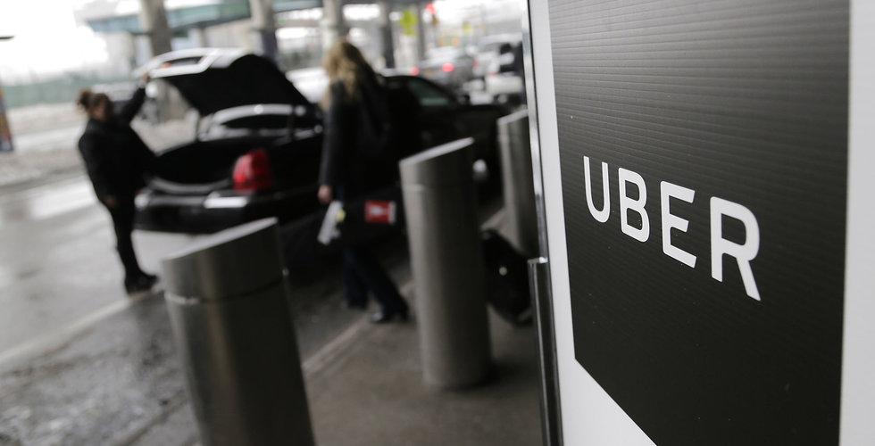 Breakit - Uber betalade sina förare för lite i två år