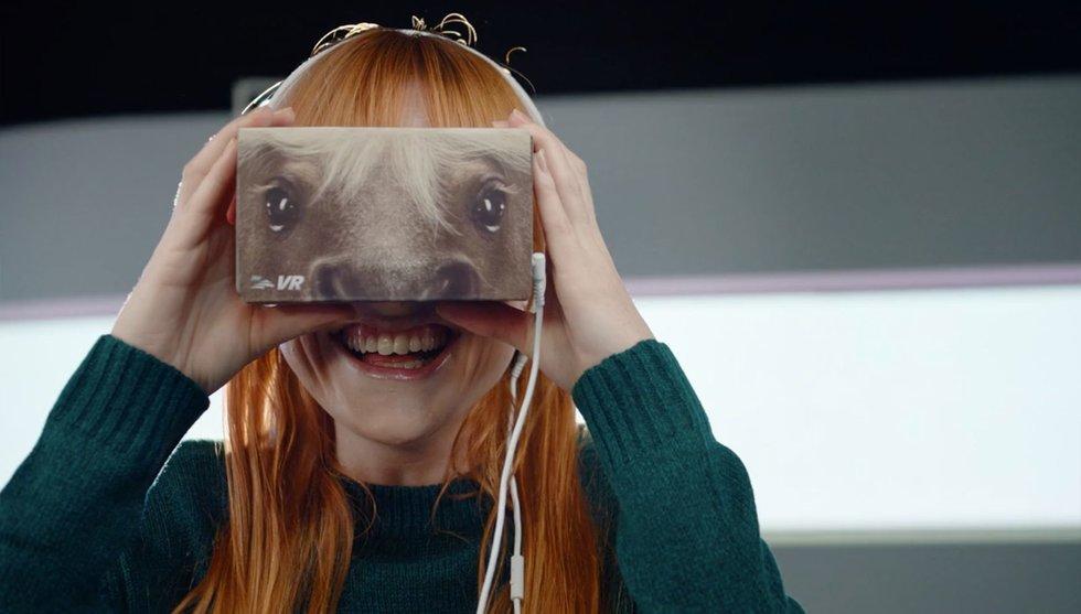 Breakit - Virtual reality tar över travbanan - ATG satsar på digitala hästar