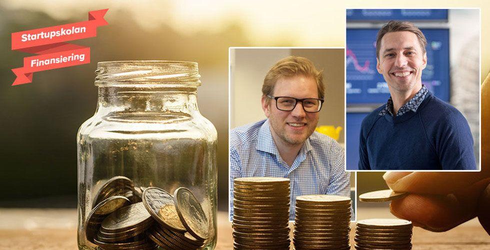 Hur ska du finansiera ditt företag? Så har techveteranerna tänkt